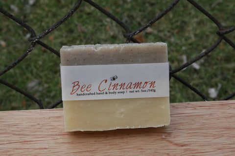 Bee Cinnamon Soap