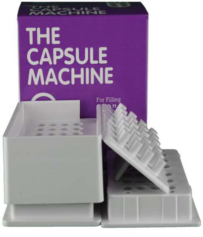 "The Capsule Machine ""0"""