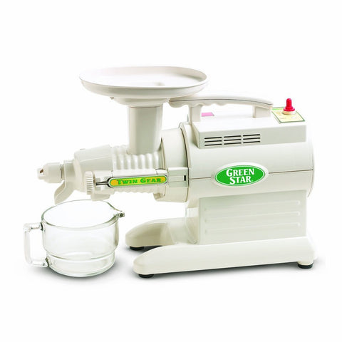 Tribest GS-2000 Green Star Complete HD Twin Gear Juicer