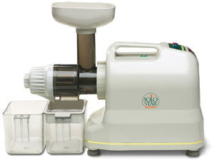 Tribest Solo Star II Single Auger Juicer