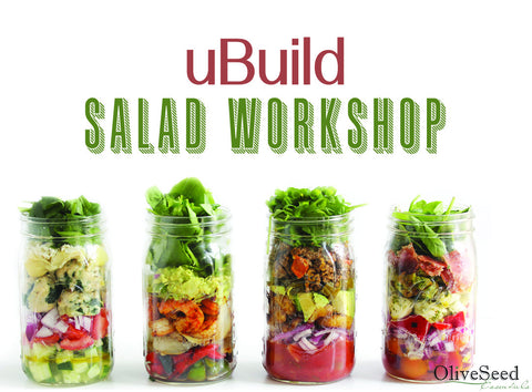 uBuild Salad Workshop