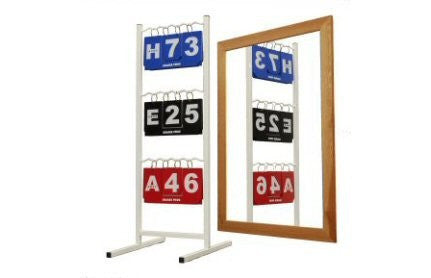 Double sided Deluxe Replacement Numbers