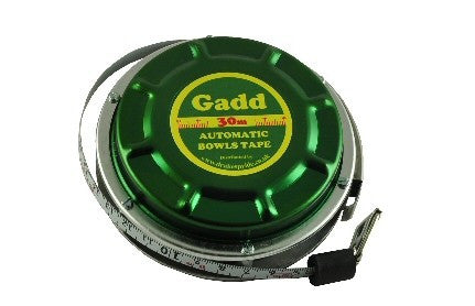 GADD 30m Retractable tape