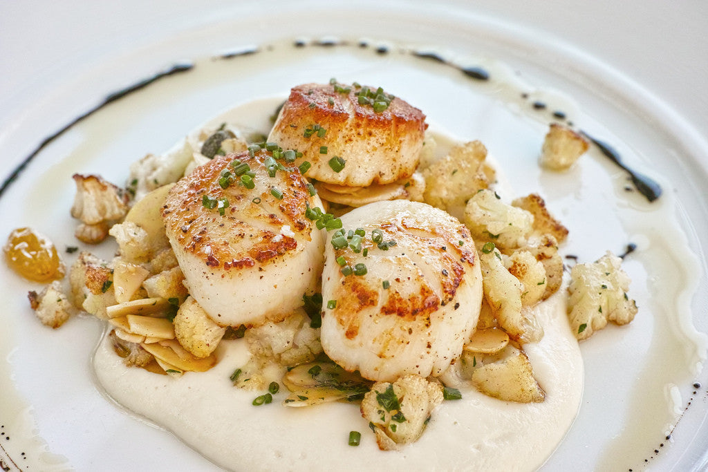 ALL YOU NEED TO KNOW ABOUT CHEMICAL-FREE SCALLOPS