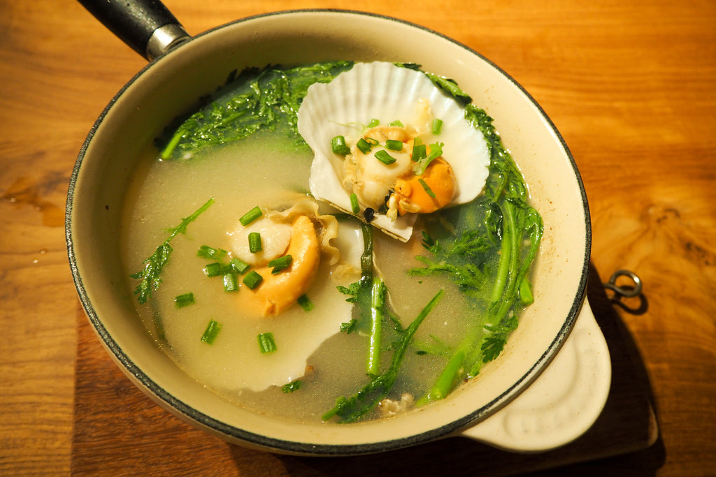 FORGET SUPER FOODS, HAVE FISH BONE BROTH INSTEAD!