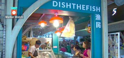 Dishthefish Channel 5 - Ok Chope (Market Watch)