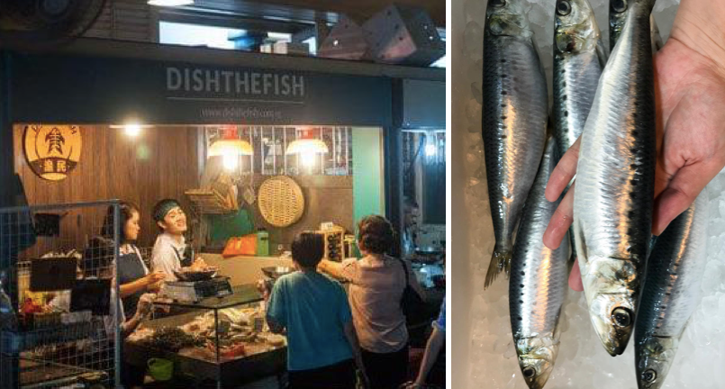 Dishthefish The New Age Fishmonger Fresh Fish Wild Caught Seafood Third Generation Fishmonger Discoversg