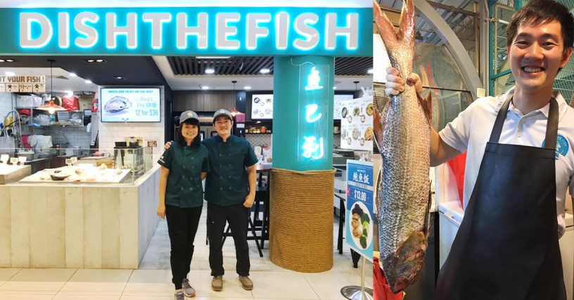 Dishthefish The New Age Fishmonger Wild Caught Seafood Fresh Fish Third Generation Fishmonger Vulcanpost