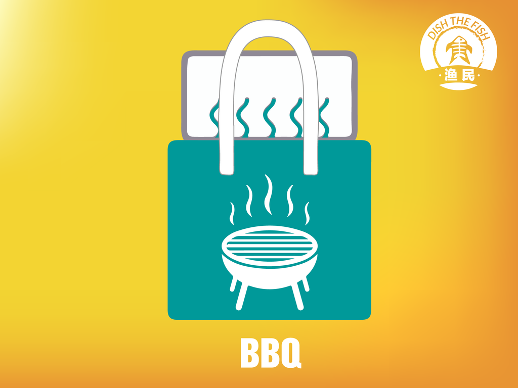 BBQ Bag - Dishthefish