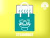 Dishthefish Steamboat Bag - The New Age Fishmonger Fresh Fish Third Generation Fishmonger