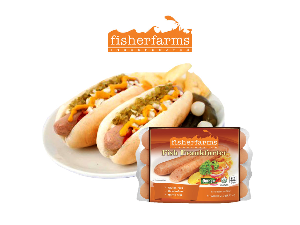 Dish The Fish A Great Fish Makes The Dish  Milk Fish Bangus 虱目鱼 Philippines Taiwan Delicacies Natural Fish Frankfurter Sausage Gluten Free Organic MSG Free Omega 3 Collagen Rich