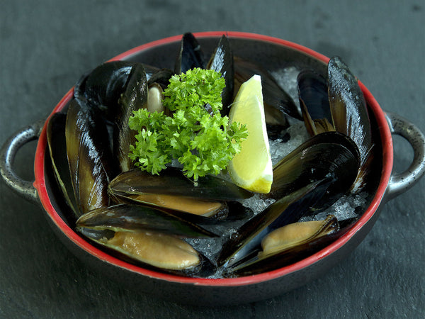 Dishthefish Mussels Fresh Fish Third Generation Fishmonger