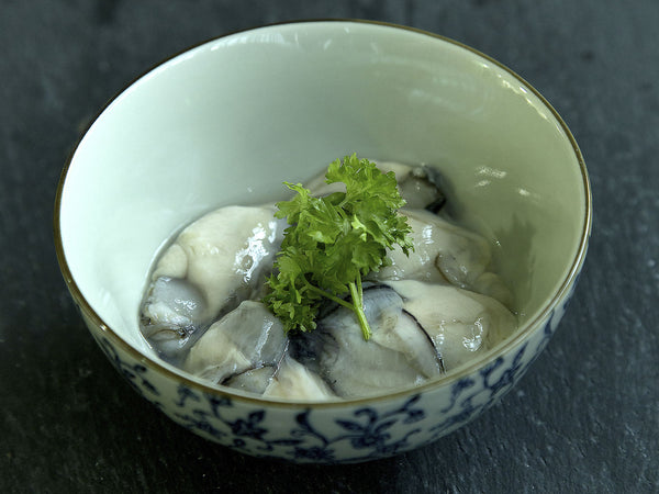 Oyster Meat - Dishthefish Dish The Fish A great fish makes the dish singapore online delivery wet market korea seafood fresh fish shellfish 生耗 新加坡 网购 送货 鱻 新鲜 鲜鱼 贝壳类