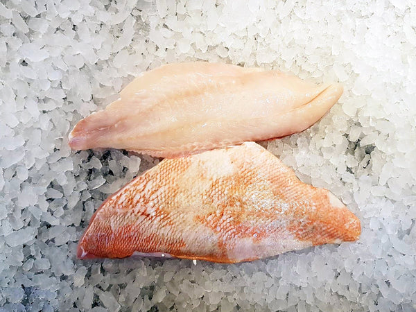 Wild  Snapper Fillet (about 200g X 2)