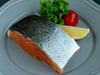 Salmon Fillet Slab (about 1.8kg, skin-on) - Dishthefish