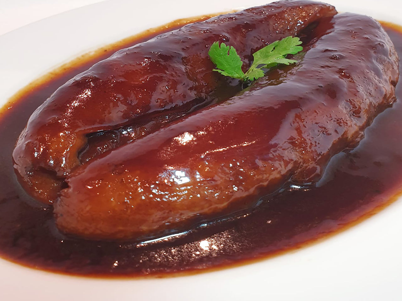 Red Braised Sea Cucumber (红烧海参) - 500g  Recipe Bundle
