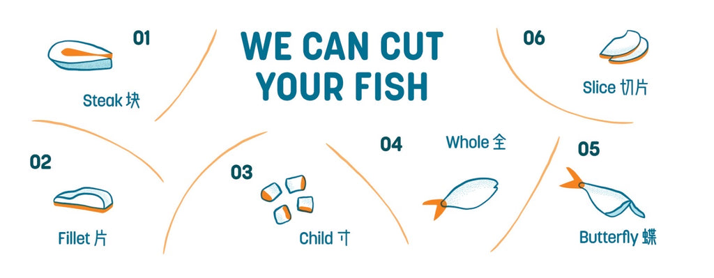 Dishthefish A great fish makes the dish fishmonger singapore farmed pearl grouper hybrid 龙虎 longhu ban child cut sustainable ethical harvested farmed no chemical child cut soup fillet slices hotpot boiled steam 鱻 鲜鱼 送货 网购 海鲜 小孩 鱼片 火锅 鱼头炉 无骨 渔场 新加坡 渔民