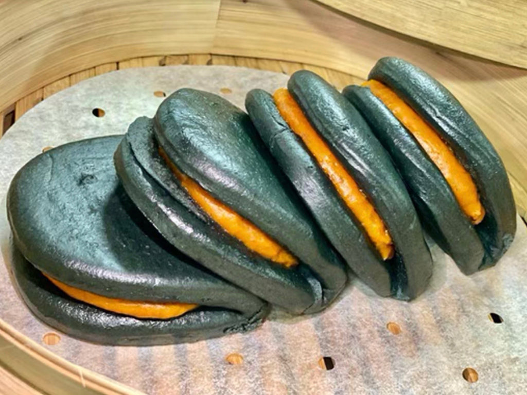 Dishthefish Singapore a great fish makes the dish charcoal bun spotted mackerel msg free halal easy to cook eat fresh fish seafood online delivery bamboo bun 渔民 新加坡 送货 网购 otah otak 马鲛鱼 peranakan 娘儿 风味 新加坡 即煮 即用 蒸 方便
