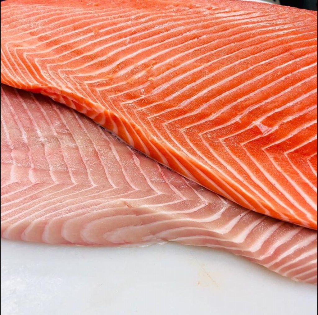 dishthefish the new age fishmonger wild caught king salmon red ivory fresh fish seafood home delivery wet market singapore fillet steak child cut vacuum pack next day delivery boneless 新加坡 野生三文鱼 小孩子 无骨 加拿大 网购 鱼片 鱼片汤 海抓 送货上门 新鲜 渔民 新加坡 巴刹