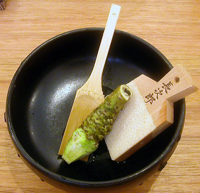 "WNC ""Keepin' it Real"" -  What often passes for wasabi might be a little green lie"