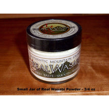 Load image into Gallery viewer, Small Jar of Real Wasabi - 3/4 oz