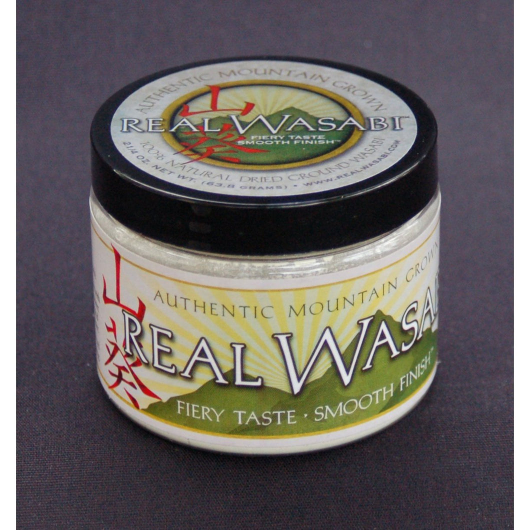 Real Wasabi Powder - Medium Jar