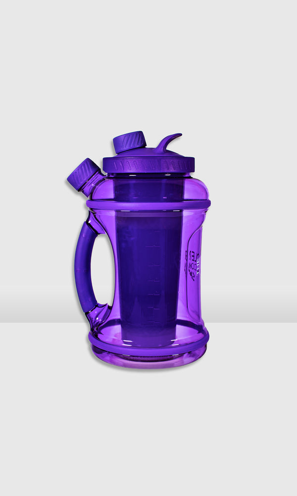 Purple 1/2 Gallon Kooler Sport with Shaker Cup
