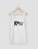 Raw Women's Tank Top