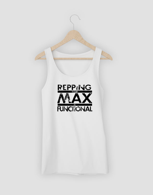 Repping Your Max Women's Tank Top