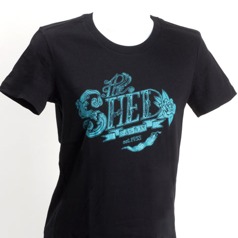 Vintage Shed Tee - Women's
