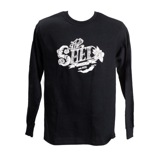 Shed Tee - Vintage Logo Long-Sleeved