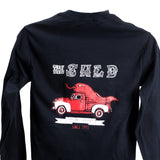 "Shed Tee - ""Christmas Everyday"" Long-Sleeved"