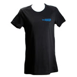 Shed Tee - Blockprint Logo - Women's