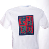 Shed Tee - Blockprint Logo - Mens