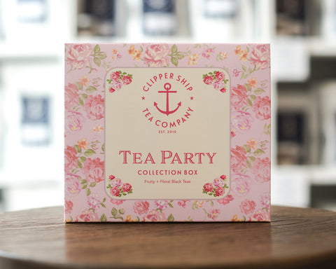 Tea Party Box