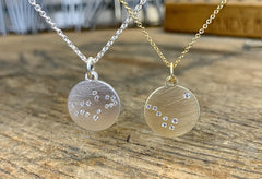 Diamond Zodiac Constellation Collection