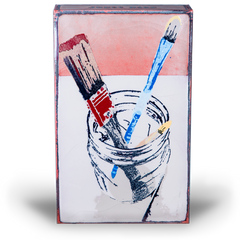 Houston Llew Brush Enamel