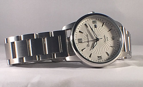 Collinsville Watch Company Ladies Nautilus in White