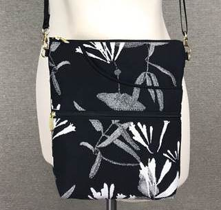 Danny K. Bella Handbag in Honeysuckle Pattern
