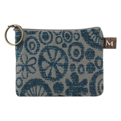 Coin Purse - Mod Blue