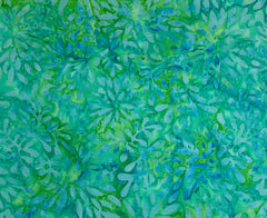 Sea Foam Green Batik