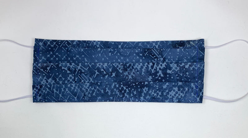 Stone wash denim batik - for women