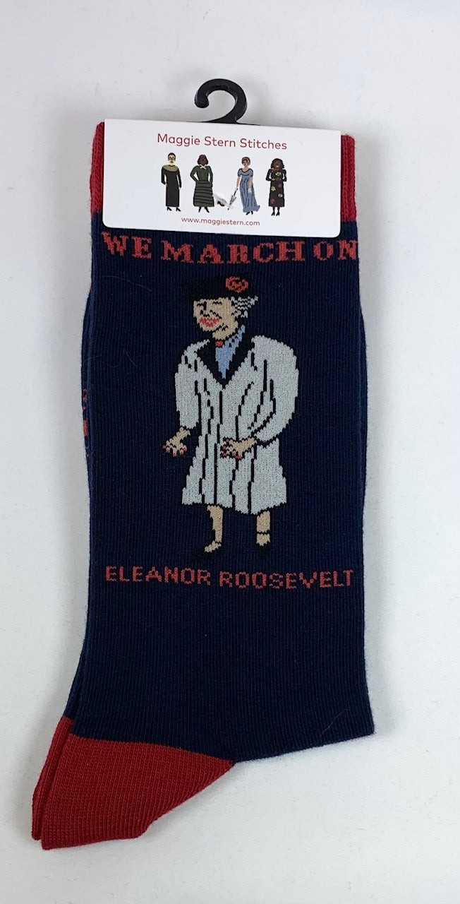 Eleanor Roosevelt We March On