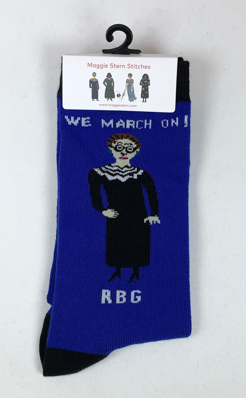 RBG We March On!