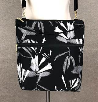 Danny K. Maggie Handbag in Honeysuckle Pattern
