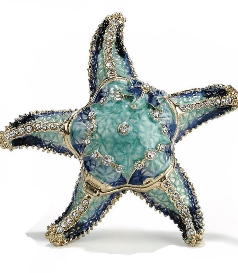 Blue/Green starfish