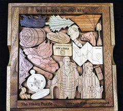 Creative Crafthouse Wilderness Adventures Picture Frame Puzzle