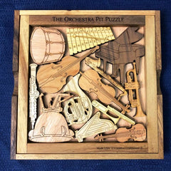 Creative Crafthouse Orchestra Pit Picture Frame Puzzle
