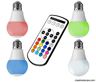 11w Bluetooth Speaker With Led Light Single Light Bulb