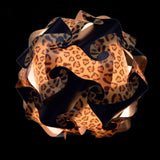 Printed Kit Chita / Black  Puzzle Lamp 3D IQ lights